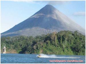 Majestic Arenal volcano - Costa Rica