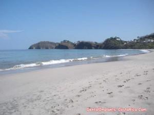 Beautiful Costa Rican Beach