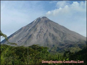 Arenal Volcano in its full glory