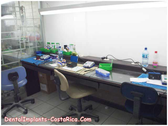 Dental Lab - Costa Rica Clinic