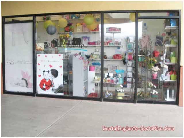 Gift Shop in Hospital