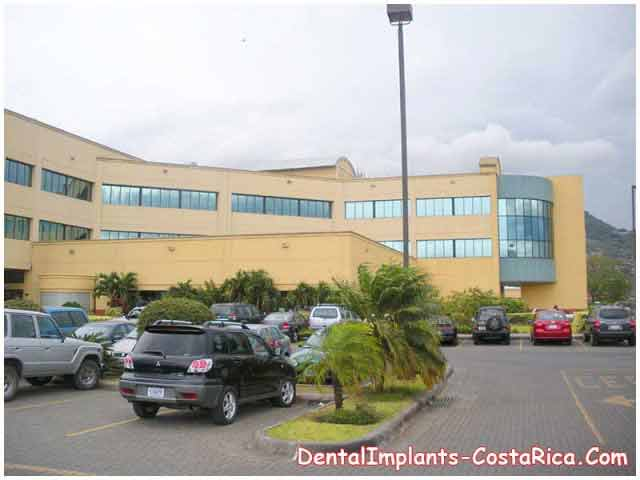 Hospital for Dental Work in Costa Rica