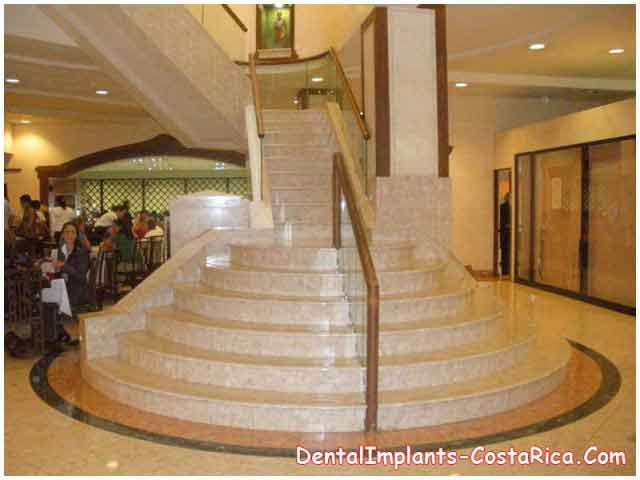 Interiors of a Hospital for Dental Treatments in San Jose - Costa Rica
