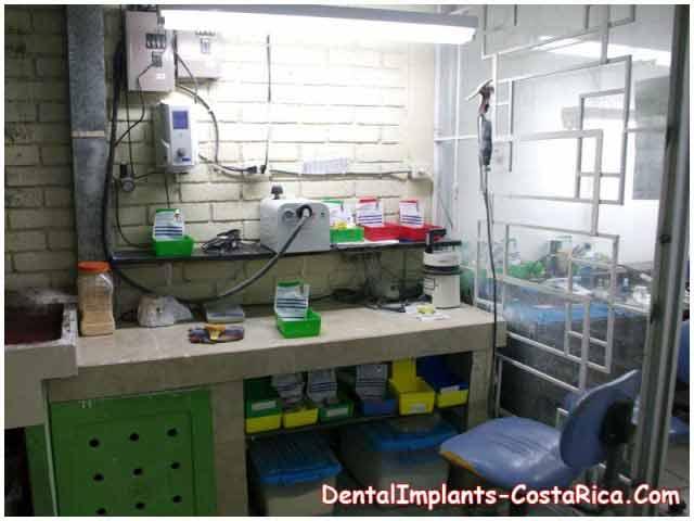 Dental Lab Clinic in Costa Rica