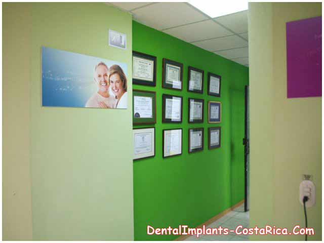 Dental Clinic Interiors - Costa Rica