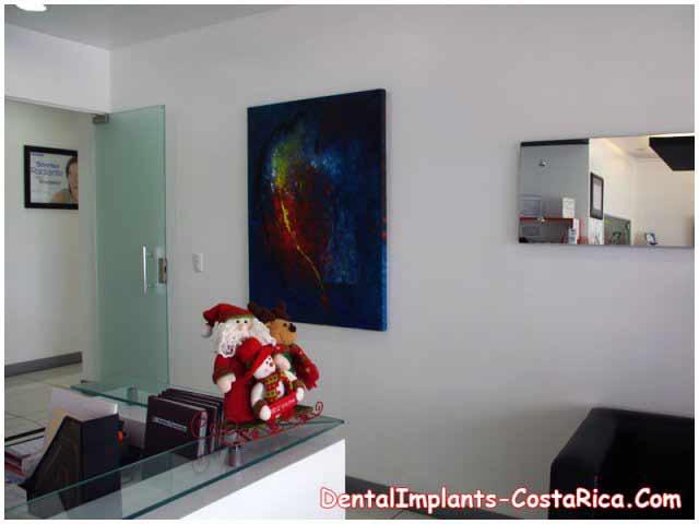 Interiors - Dental Clinic in San Jose